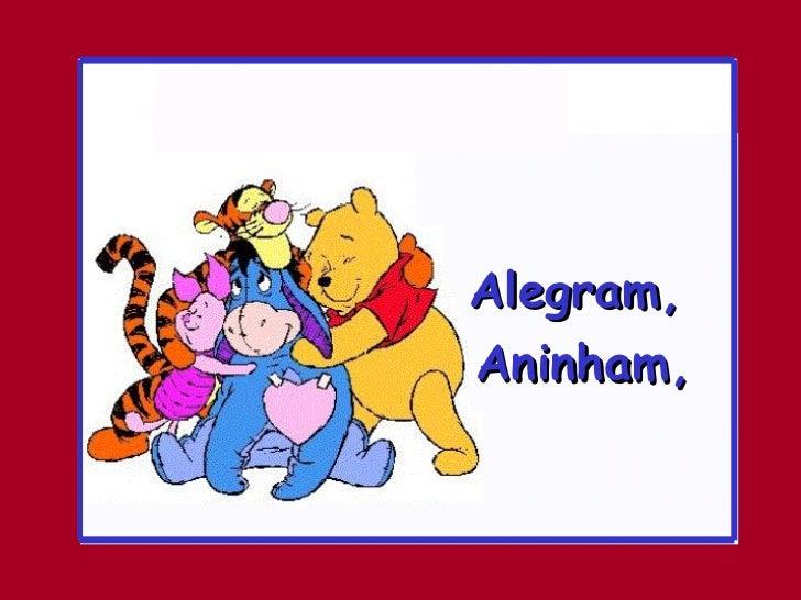Alegram, Aninham,