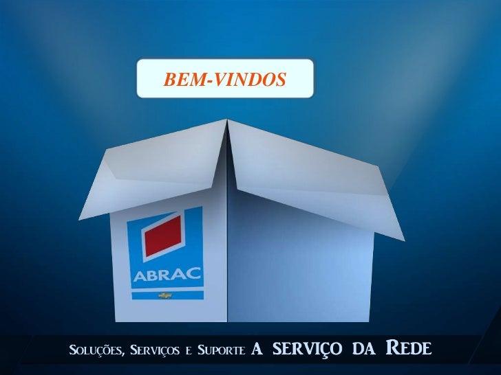 BEM-VINDOS<br />