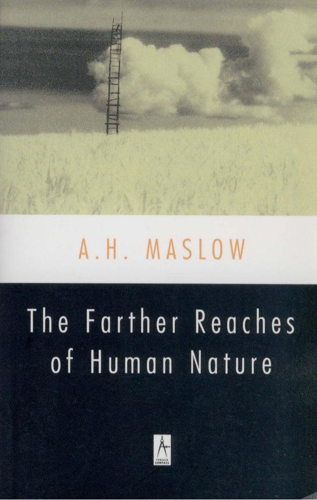 The FartherReaches ofHuman NatureABRAHAM H. MASLOWIIIIUINCOMPASS