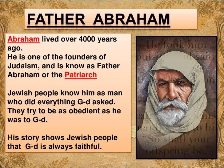Abrahamic covenants 2010