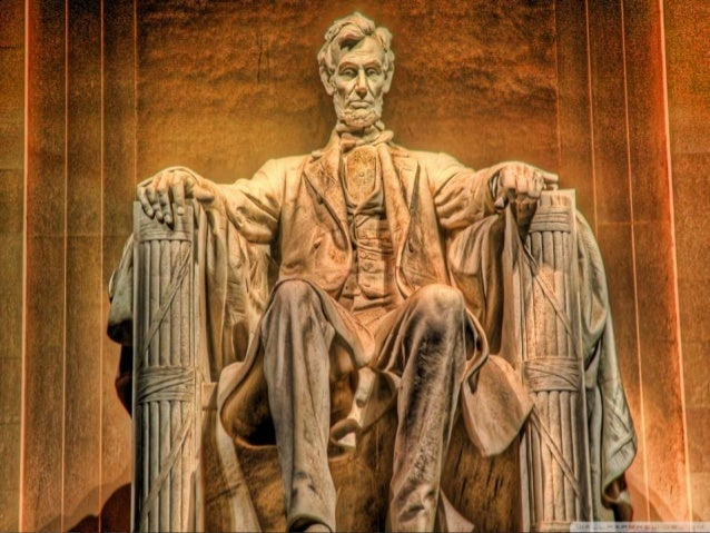 Introduction • Abraham Lincoln (February 12, 1809 – April 15, 1865) • He was the 16th President of the United States, serv...
