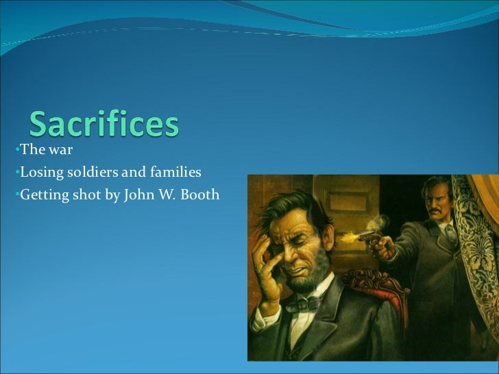 The Impact Abraham Lincoln Had On The Civil War