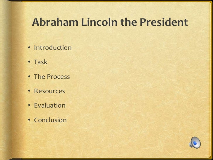 an introduction to the life of abraham lincoln the 16th president of the united states Abraham lincoln, the 16th president of the united states, was assassinated by well-known stage actor john wilkes booth on april 14, 1865, while attending the play our.