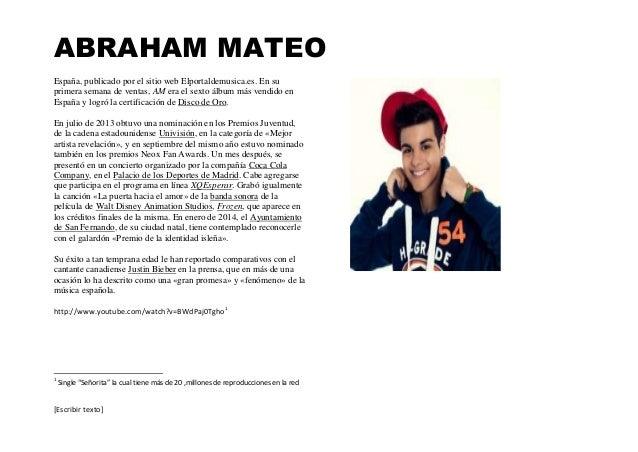 Abraham Mateo - Señorita