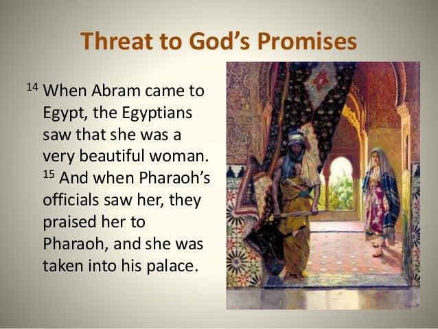 Abram S Faith Falters Genesis 12 10 20