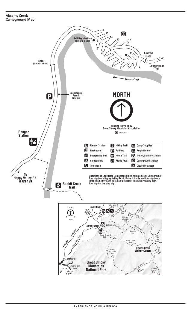 Great Smoky Mountains National Park- Abrams Creek