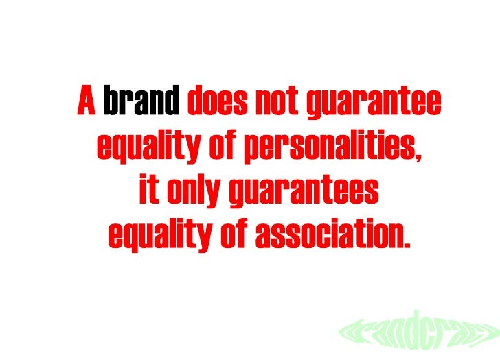 brandcracy
