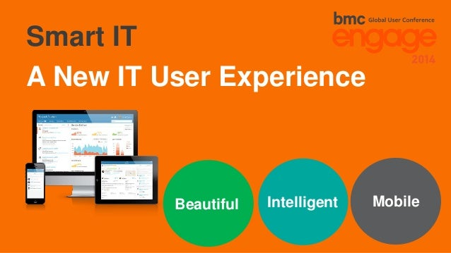 © Copyright 3/5/2015 BMC Software, Inc1 Smart IT A New IT User Experience IntelligentBeautiful Mobile