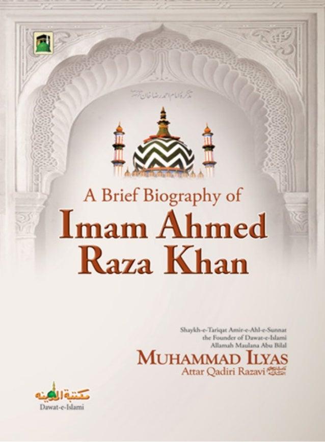 ٰ ۡ ۡۡ ٰ ٰۡۡ ۡ ۡ ٰ ٰ ۡ ۡۡ ٰ ٰۡ ٰۡ ۡۡ My first-ever booklet ȹ I bear admiration for A'lā Ḥaḍrat Imām A Razā Khān  since...