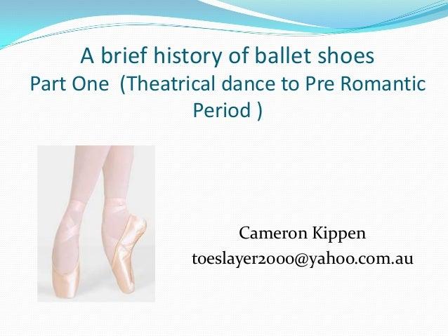 a brief history of contemporary ballet