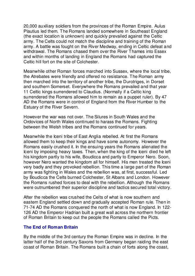 brief history of england pdf