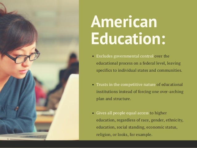 A Brief History of Higher Education in America