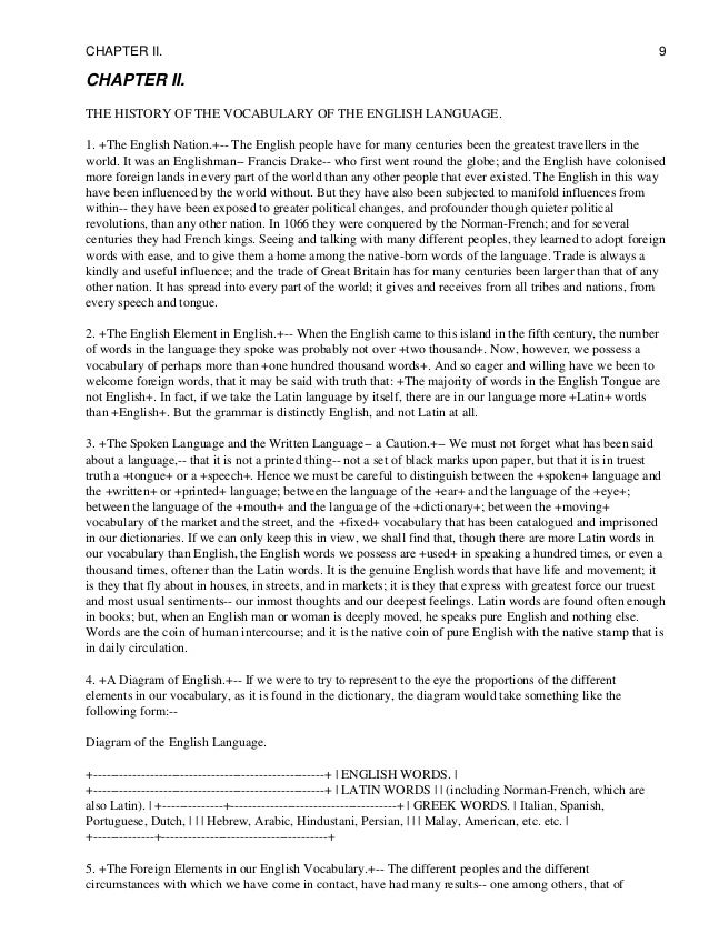 brief history of english literature essay He also remembers sharing a brief moment with o'brien, a member of the inner party, an encounter in which winston believes that o'brien attempted to show solidarity with him against the tyranny of big brother he continues writing, this time with more substantive material about his feelings on the current environment in which he lives.