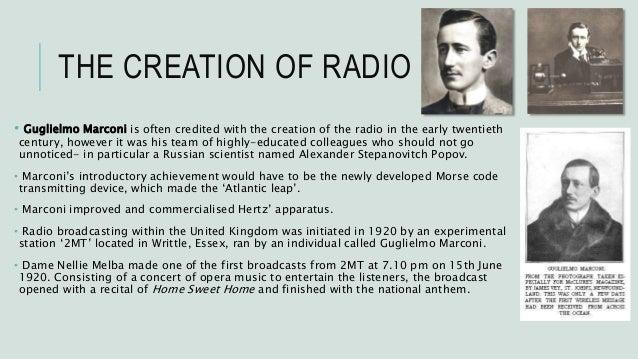 A brief history of uk radio