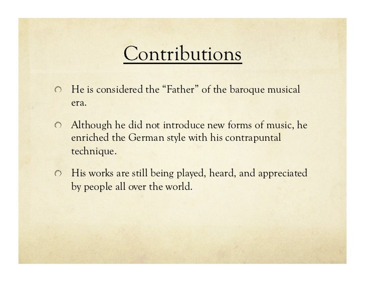 the early life and compositions of johann sebastian bach Johann sebastian bach early life sebastian bach was born in germany on it is believed bach made 1,128 compositions and about 23 others that were thought to.