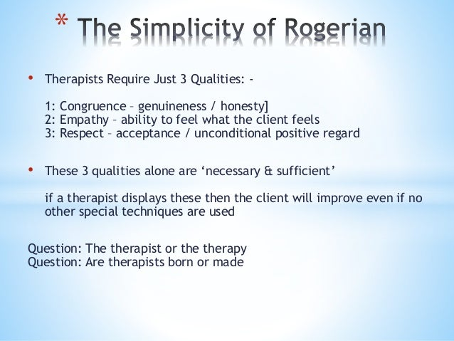 Ppt rogers (1902-1987) powerpoint presentation id:6661952.