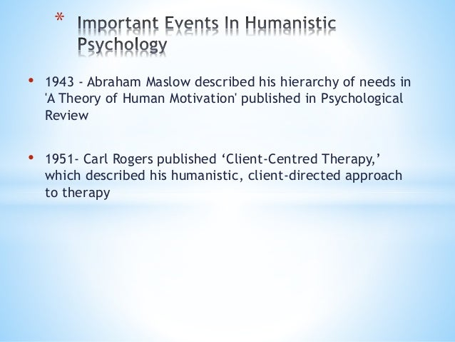 A brief introduction to humanism Slide 3