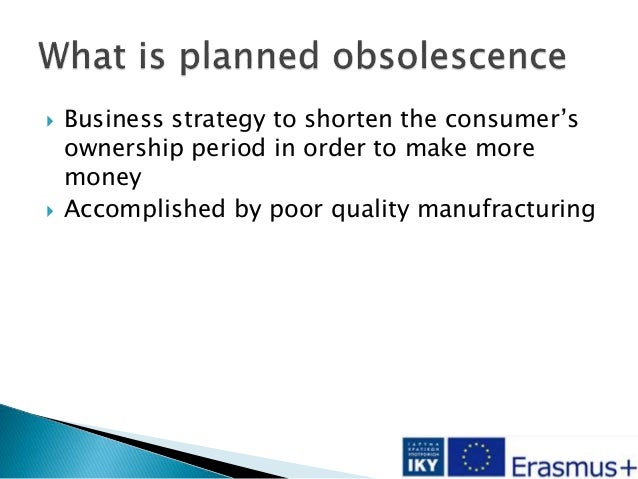 landfilling, planetary boundaries and planned obsolescence
