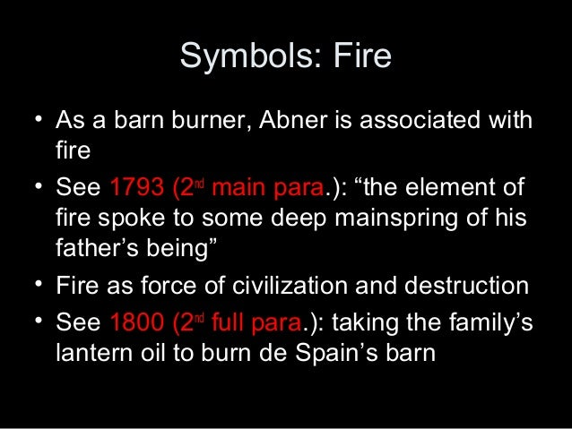 A brief touch on William Faulkner's Barn Burning