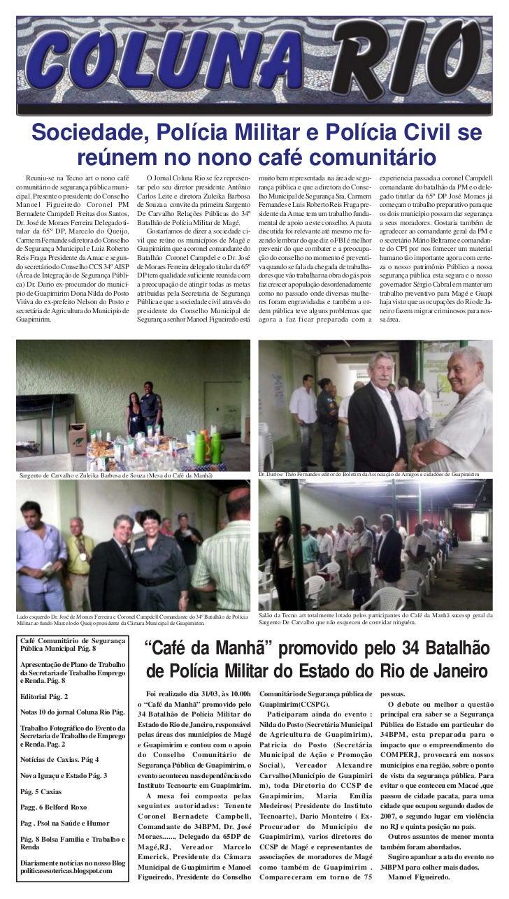 1                                                                                         Jornal Coluna Rio      Sociedade...