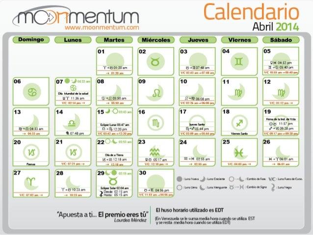 Inicio: 30 de Marzo a las 02:46 pm Final: 07 de Abril a las 04:32 am Inicio: 29 de Abril a las 02:15 am Final: 06 de Mayo ...