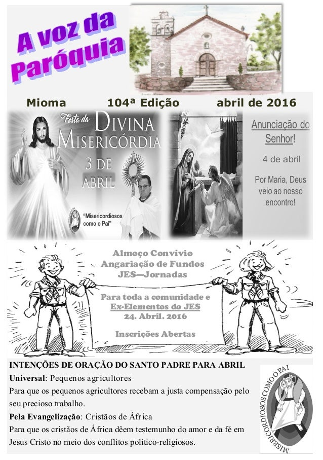 - - Almoço Convívio Angariação de Fundos JES—Jornadas Para toda a comunidade e Ex-Elementos do JES 24. Abril. 2016 Inscriç...