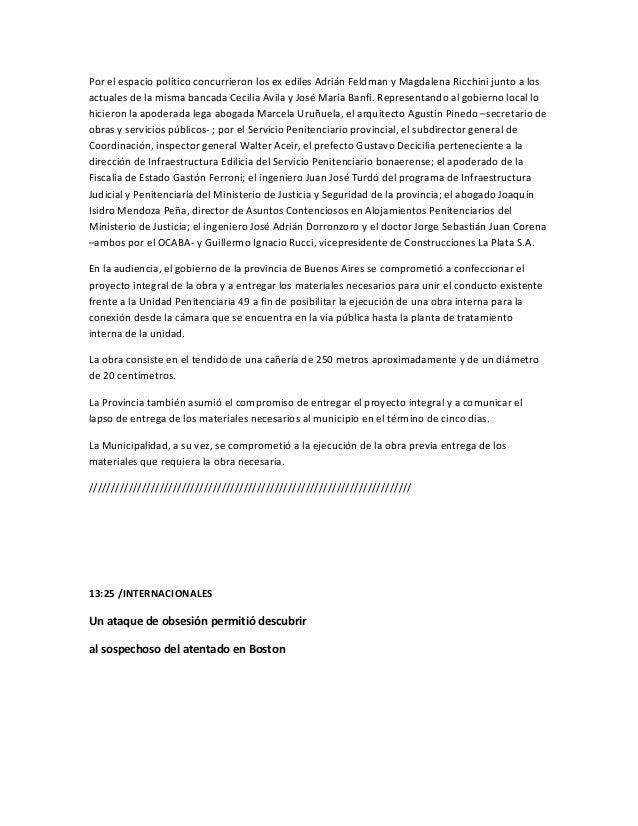 Por el espacio político concurrieron los ex ediles Adrián Feldman y Magdalena Ricchini junto a losactuales de la misma ban...