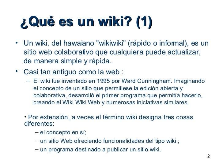 Abrir una cuenta en Wikispaces. Slide 2