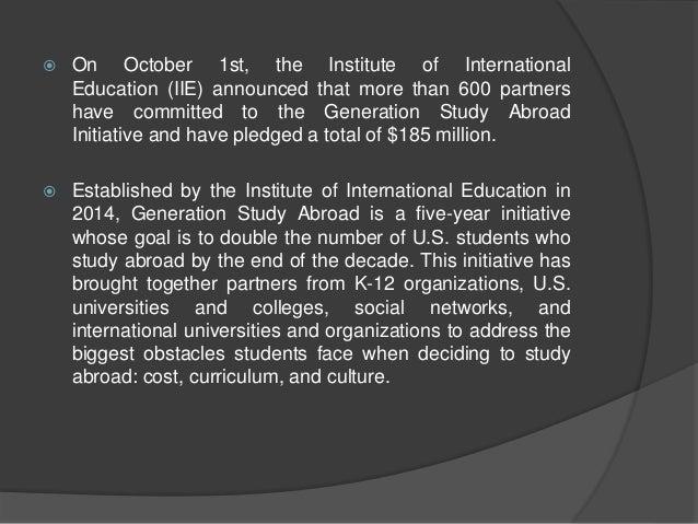 MassArt Joins Generation Study Abroad | MassArt