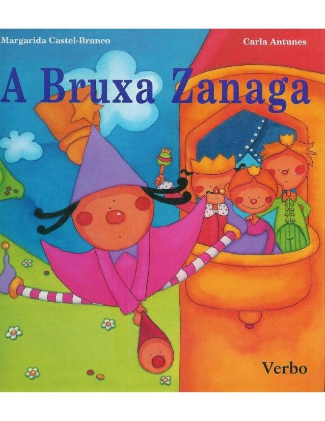 A Bruxa Zanaga