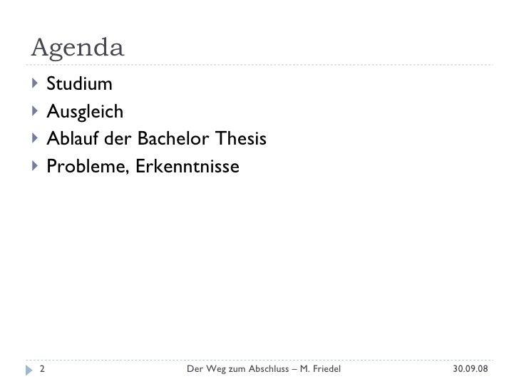 Abschluss (Negativbeispiel) Slide 2