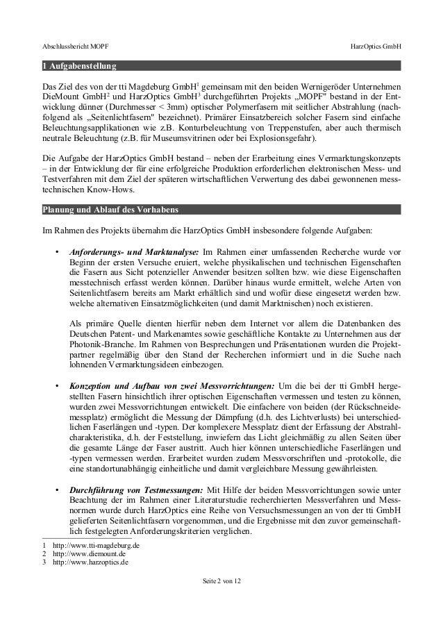 Abschlussbericht MOPF Slide 2