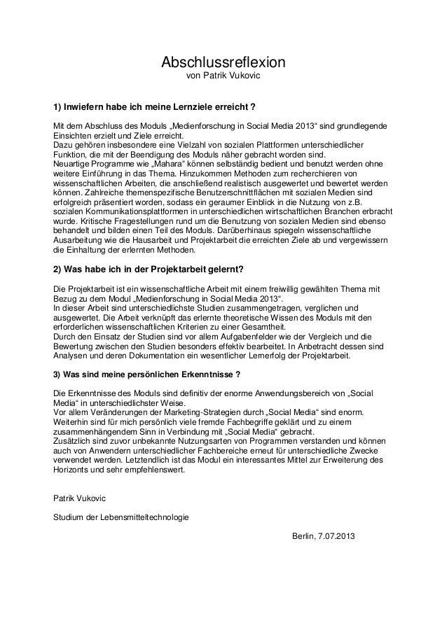 Dissertation expose beispiel