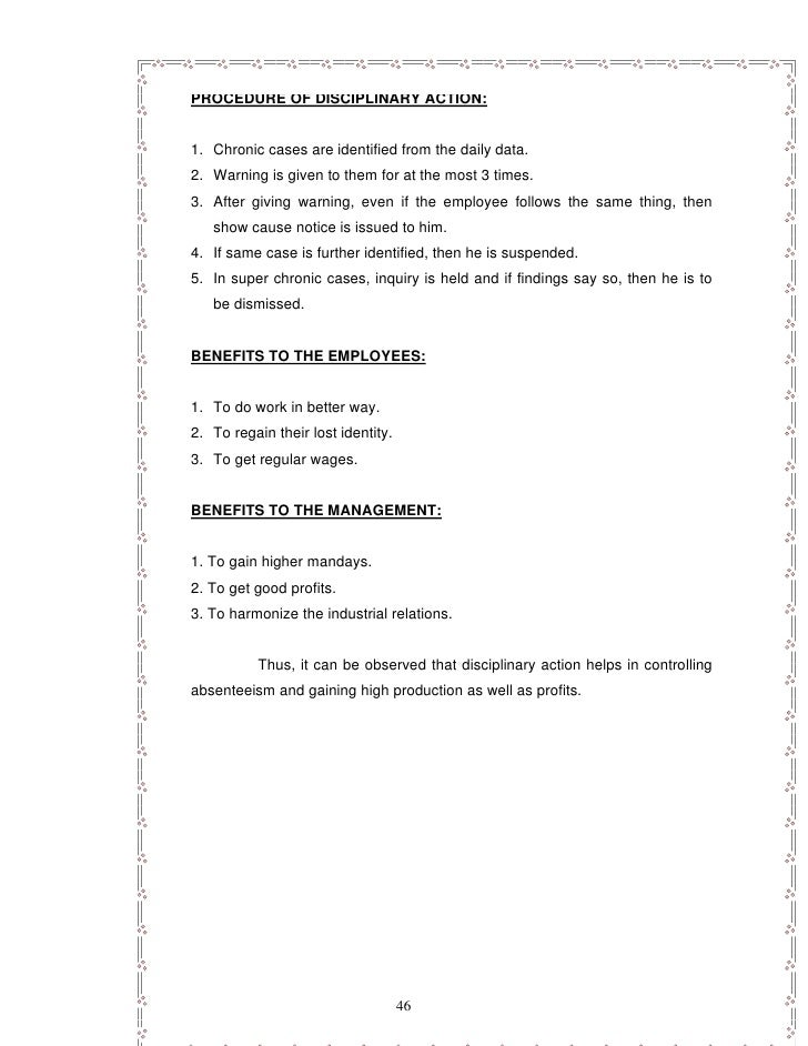 show cause notice sample pdf