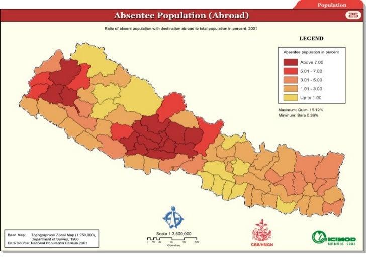 Absentee population
