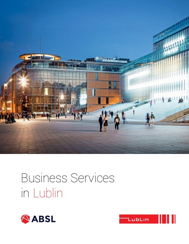 Business Services in Lublin