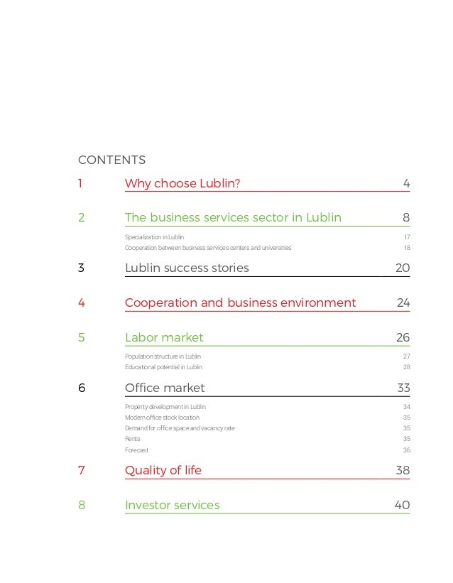 Business Services in Lublin  Slide 3