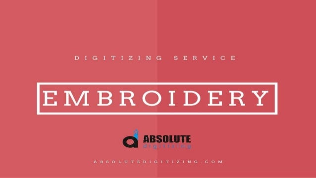 Absolute Digitizing Services at Glance