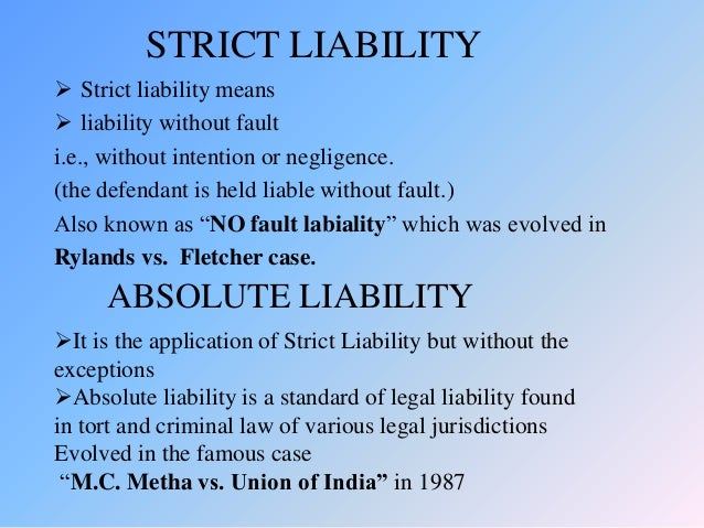strict liability and negligence essay On this page you will learn about writing an essay paper on product liability negligence and strict liability leading custom essay and dissertation.