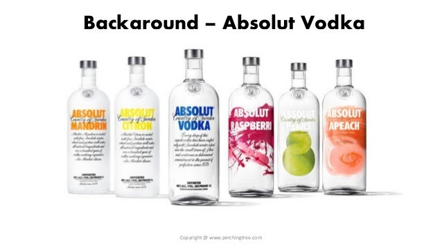 case study absolut vodka absolutely successful Principles of marketing and fields of interest or study communication strategy case 18 absolut vodka: absolutely successful 19 mass.