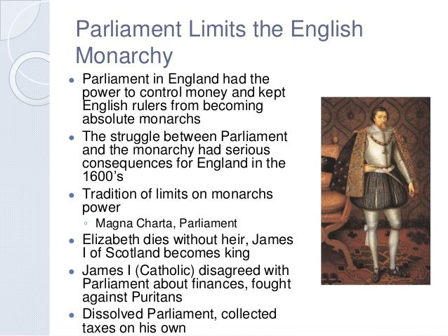 absolutism and revolution rh slideshare net Architecture Parliament Who Has Power in Monarchy