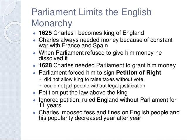 absolutism and revolution rh slideshare net England Parliament Parliamentary Monarchy Spain