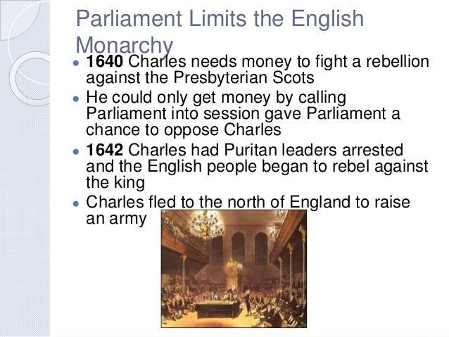 absolutism and revolution rh slideshare net Parliament London England Parliament