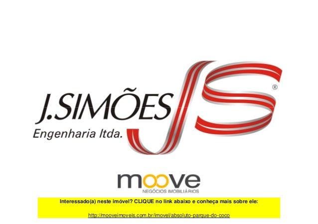 Interessado(a) neste imóvel? CLIQUE no link abaixo e conheça mais sobre ele: http://mooveimoveis.com.br/imovel/absoluto-pa...