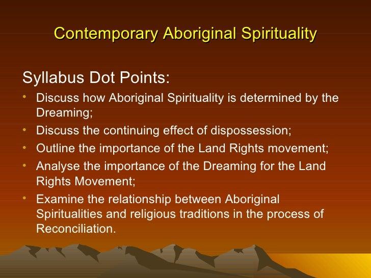 Aboriginal Issues