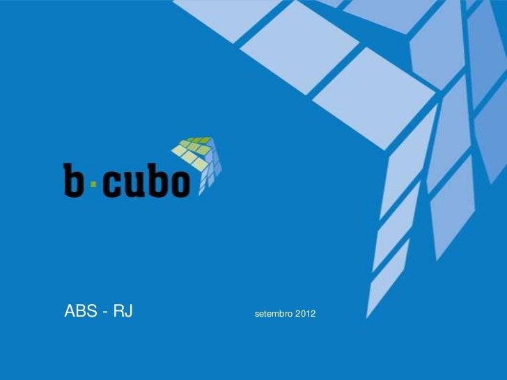 ABS - RJ   setembro 2012