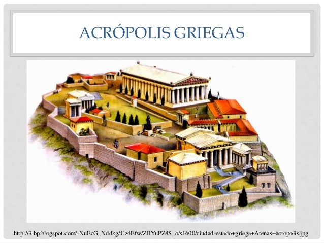 Abstracci n sobre polis griegas Como eran las casas griegas