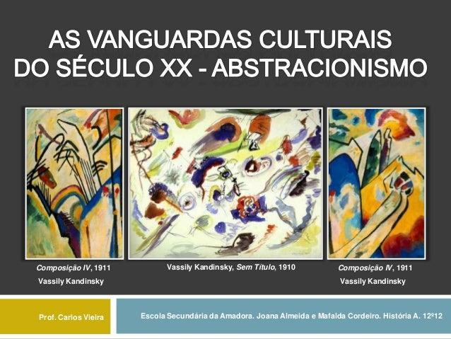 Composição IV, 1911          Vassily Kandinsky, Sem Título, 1910          Composição IV, 1911Vassily Kandinsky            ...