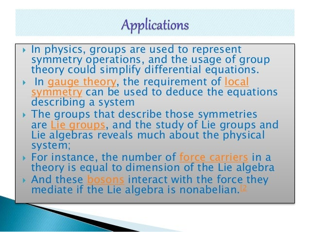 Abstract Algebra & Its Applications