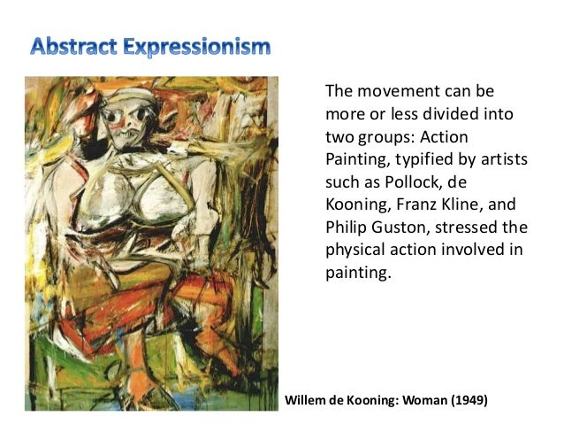 Abstract expressionism and the rise of formalism .fys pptx on